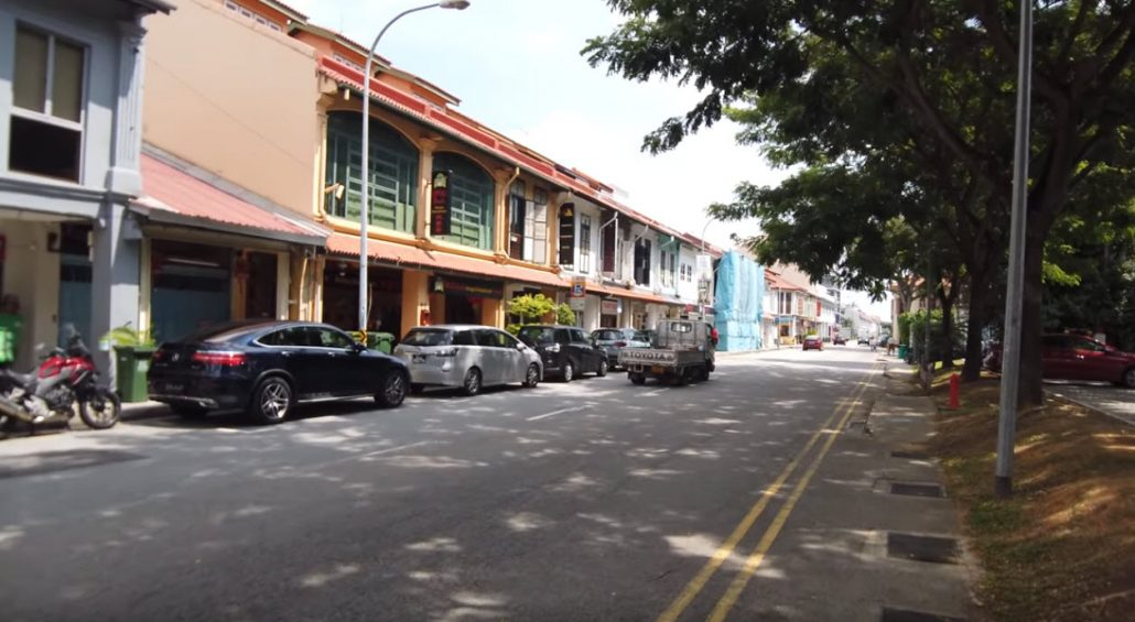 Jalan Tembusu Near to Katong