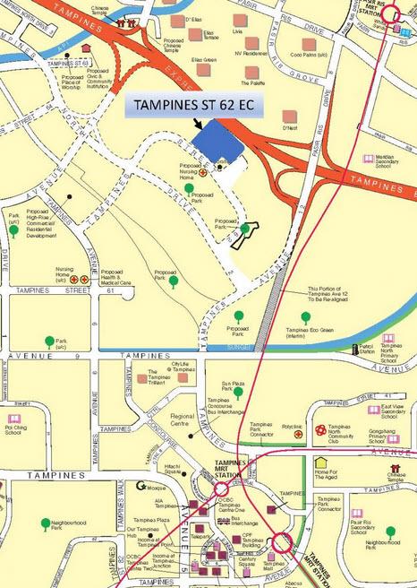 Tampines Street 62 EC